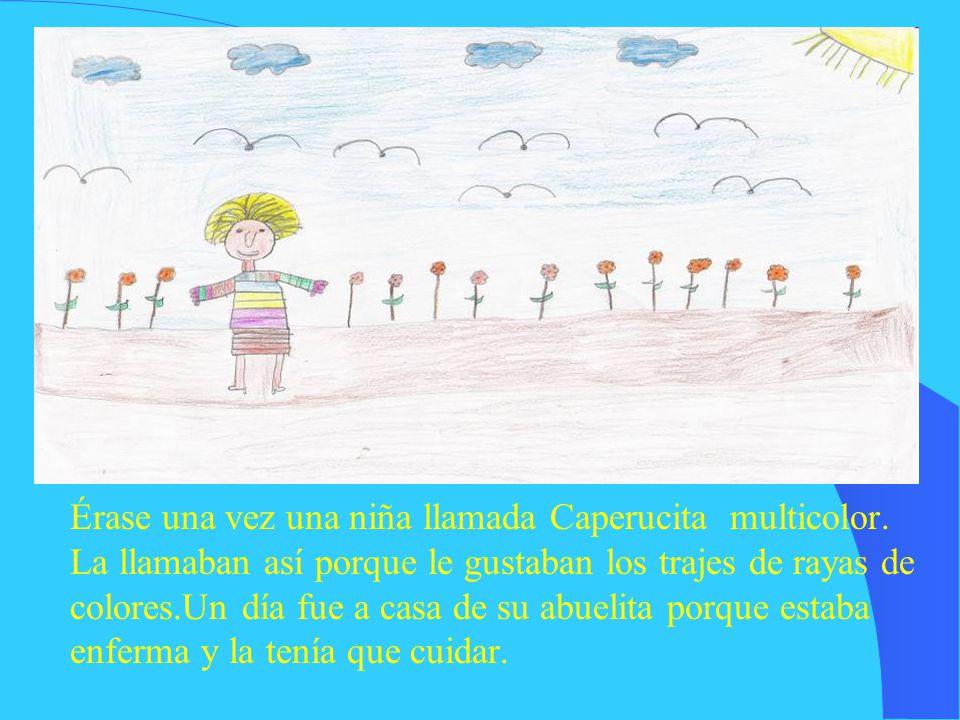 Caperucita multicolor C.R.A Ribera del Júcar Buenache de Alarcón