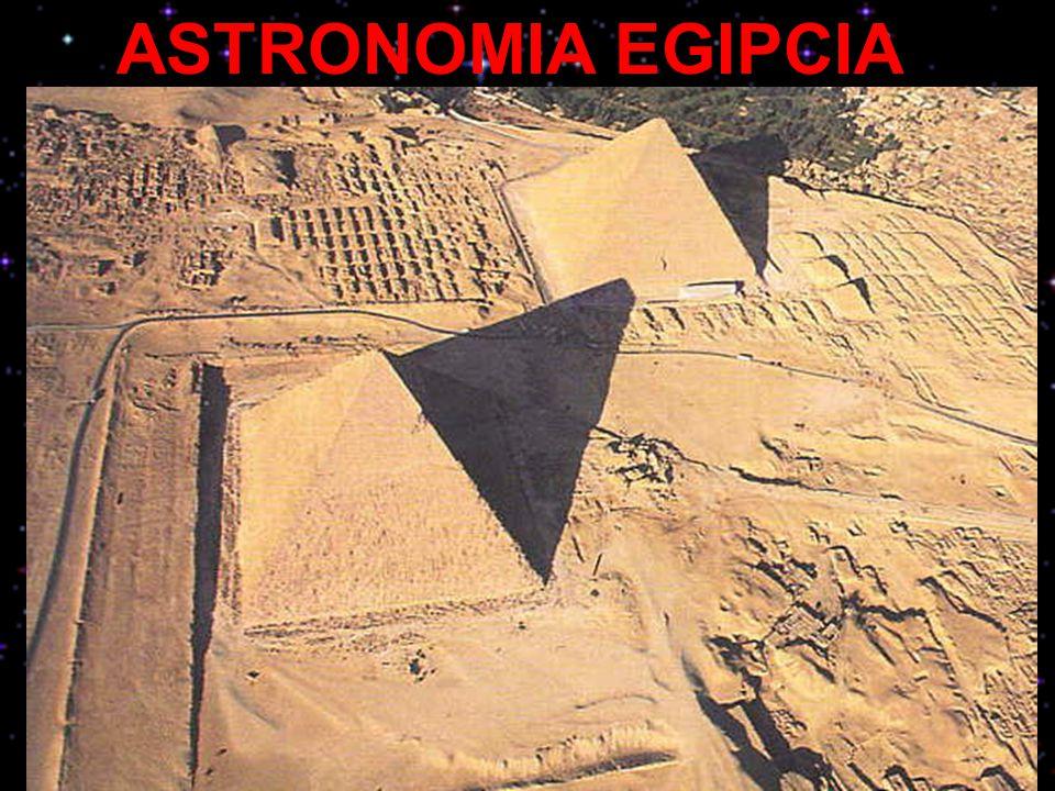 ASTRONOMIA EGIPCIA