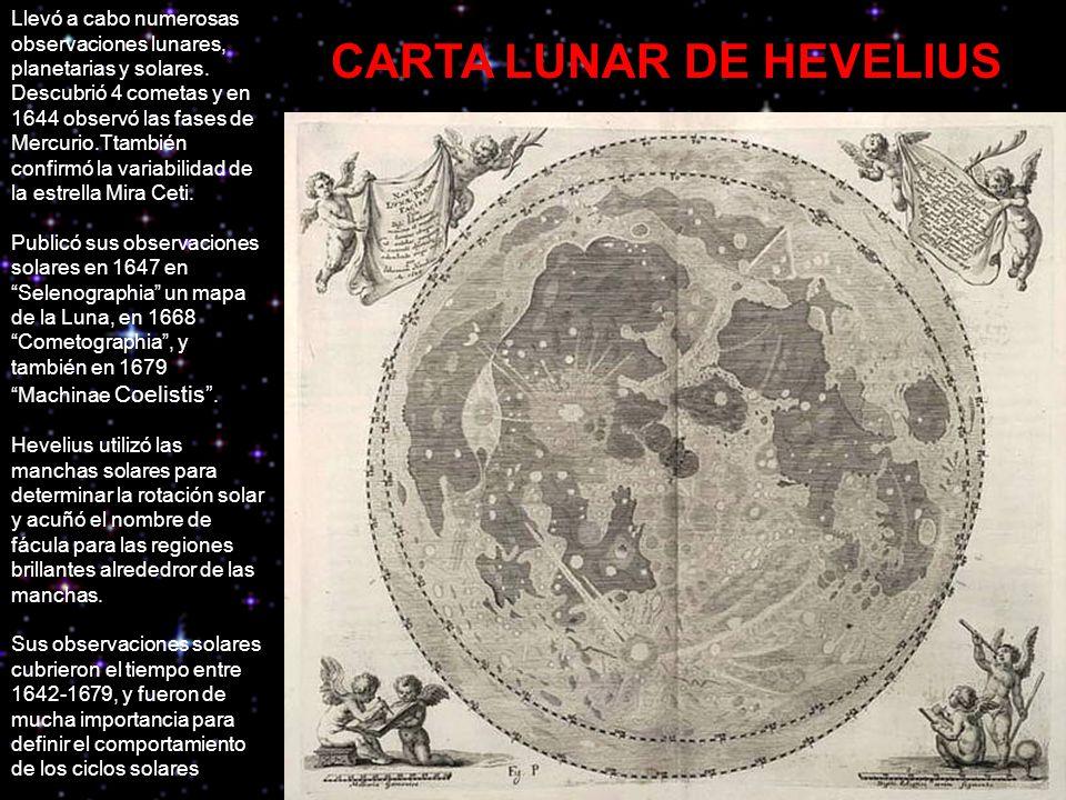 Llevó a cabo numerosas observaciones lunares, planetarias y solares.