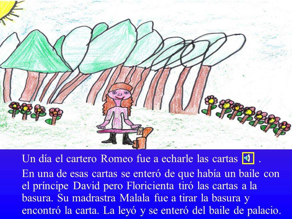 Érase una vez una chica llamada Floricienta. Floricienta vivía en la casa de la Condena donde vivían su madrastra Malala y sus hermanastras Dana y Lar