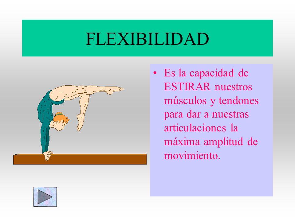 Evaluar La Velocidad Evaluar al final. Ver La Flexibilidad