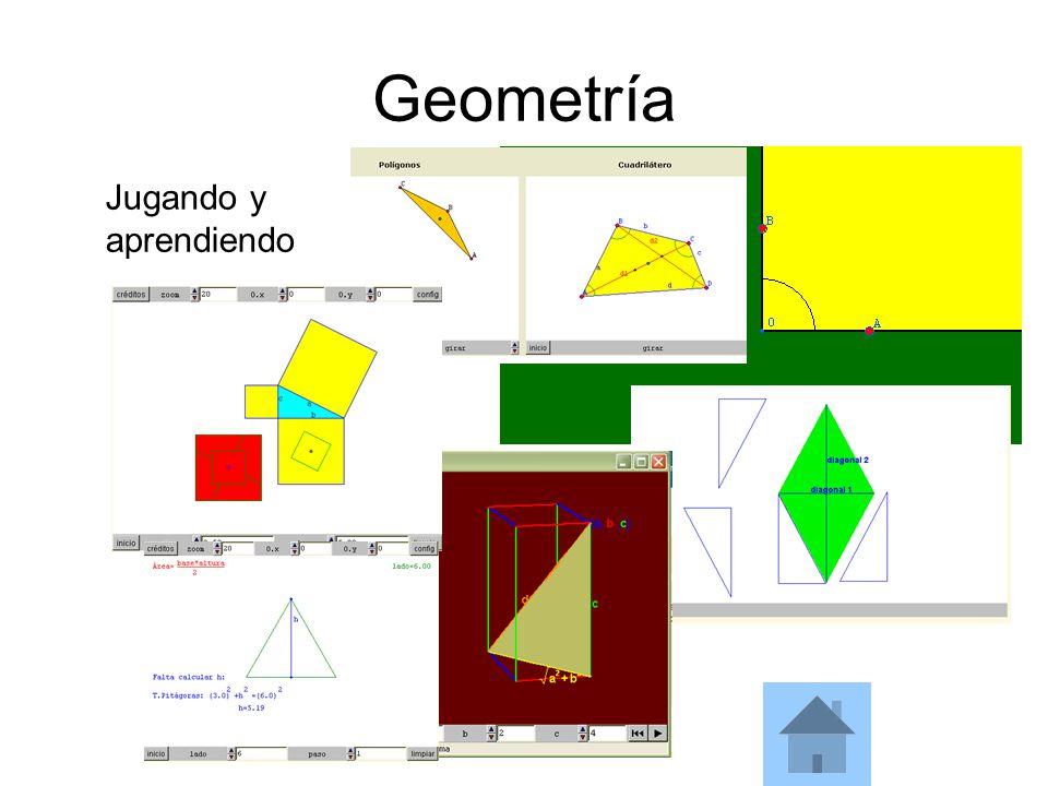 Geometría Jugando y aprendiendo