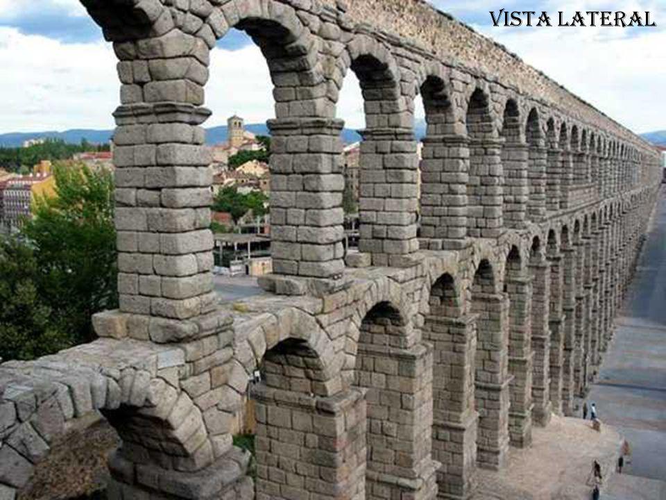 Obra maestra de la ingenieria y la arquitectura romana