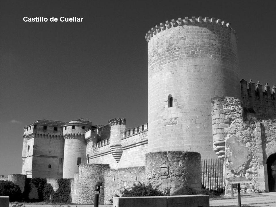 Castillo de los Duques de Alburquerque, Cuellar