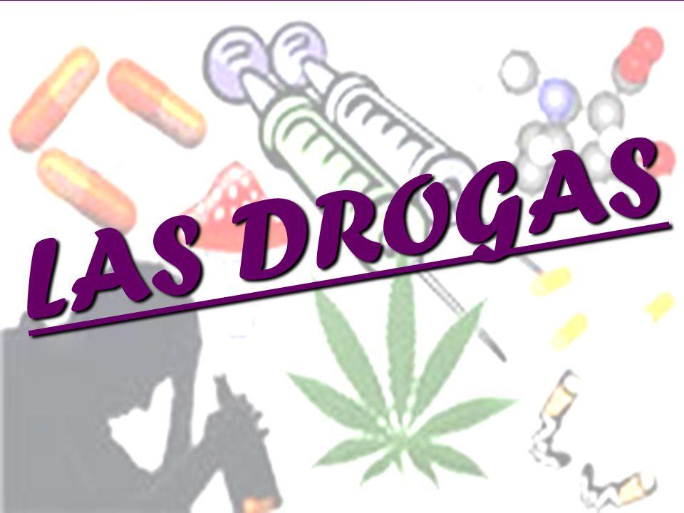 Concepto y Condiciones para que una sustancia sea considerada droga Concepto Concepto –Materia prima de origen biológico que sirve para la elaboración de medicamentos, siendo el principio activo la sustancia responsable de la actividad farmacológica de la droga.