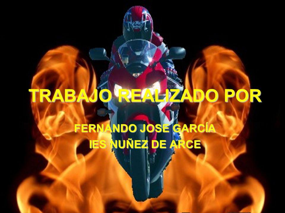 TRABAJO REALIZADO POR FERNANDO JOSE GARCÍA IES NUÑEZ DE ARCE