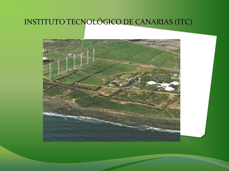 El Instituto Tecnológico de Canarias S.A.