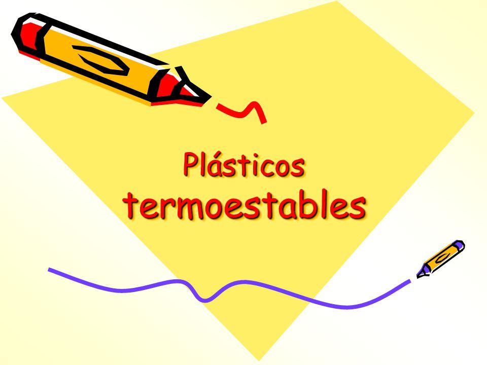 POLITETRAFLUROETIL ENO (PTFE) Propiedades: Contiene flúor, que confiere propiedades de antiadherencia. Resistente a agentes químicos agresivos y muy b