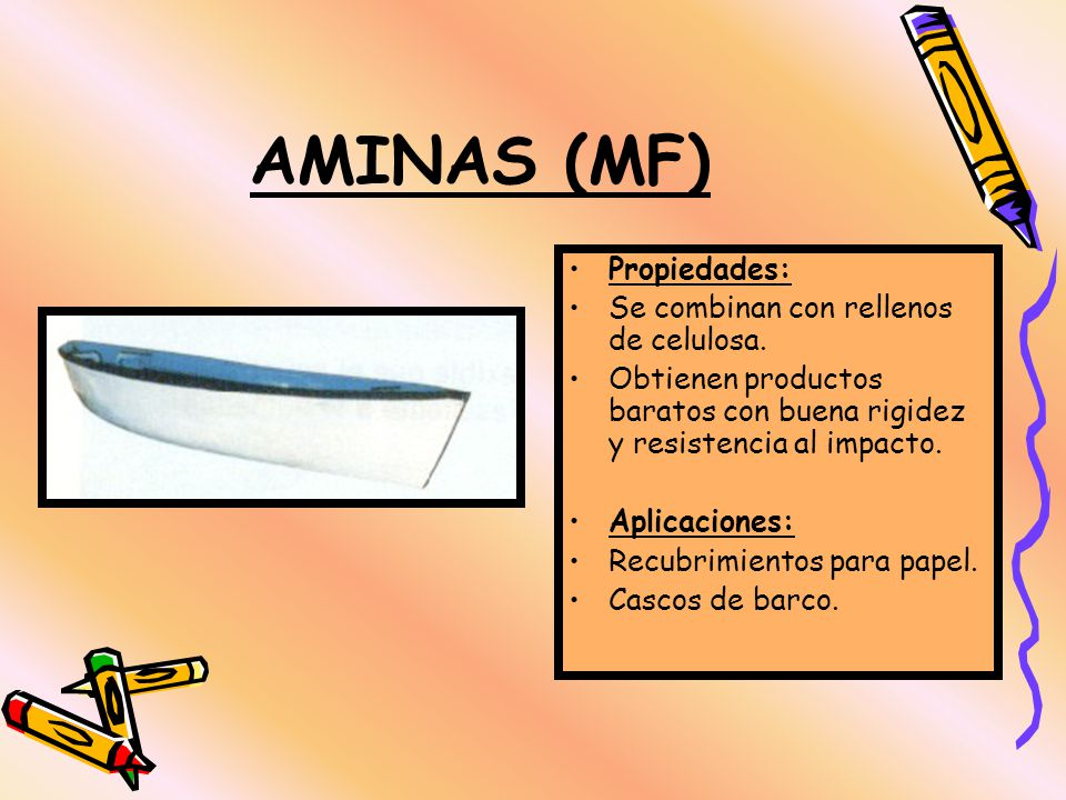 FENOLES:( PF) Propiedades: Se fabrican en pocos colores, normalmente negro o marrón. Tienen buenas propiedades eléctricas, térmicas y mecánicas por es