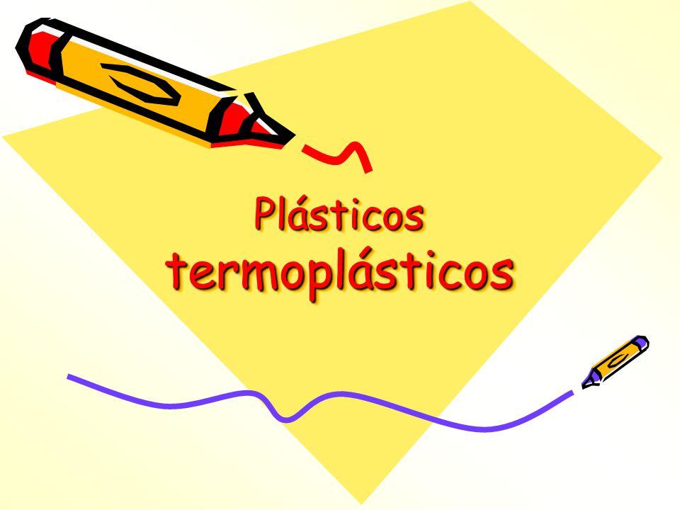 INDICE Plásticos termoplásticos. Plásticos termoestables. Plásticos elastómeros. Fibras textiles.