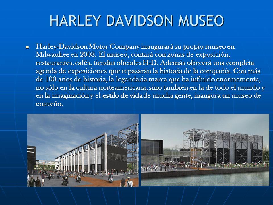 ESTILO DE VIDA Harley-Davidson fundó el Harley Owners Group (H.O.G) en 1983 en respuesta al deseo de los motociclistas de tener una manera organizada de compartir su pasión y orgullo por sus motocicletas.