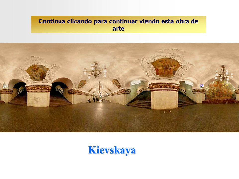 Kievskaya Continua clicando para continuar viendo esta obra de arte