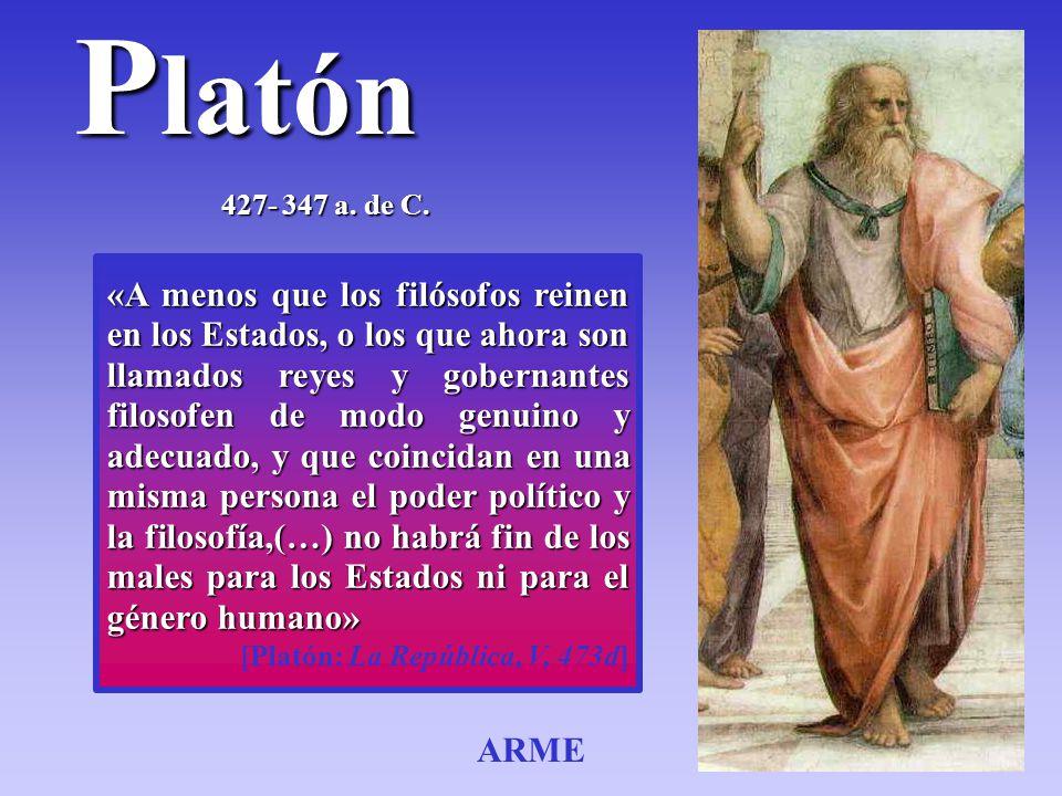 La República La República ó De La Justicia (Politeia), es el diálogo más representativo de su período de madurez.