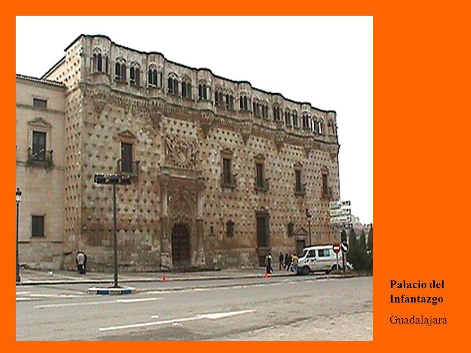 Palacio del Infantazgo Guadalajara