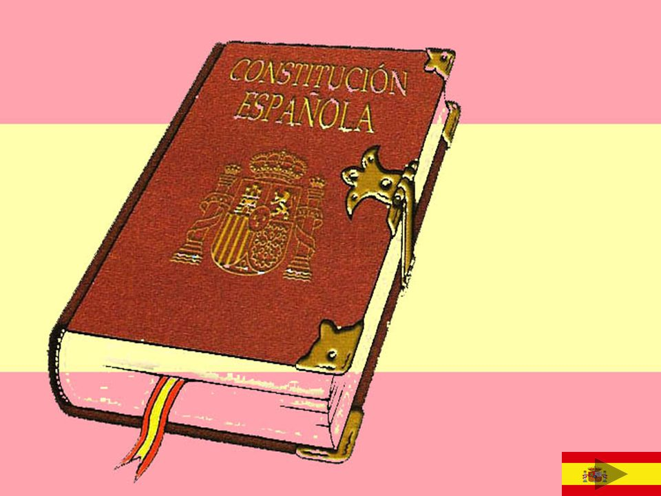DERECHOS DE LOS ESPAÑOLES Todos los españoles tenemos unos derechos que nadie nos puede quitar.