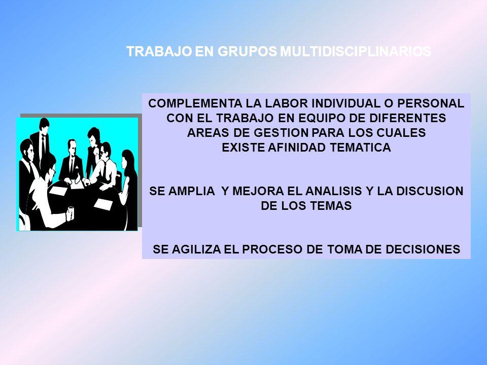 Nueva Cultura Organizacional Base del Modelo Sistémico TRABAJO EN EQUIPO MAYOR INTERACCION MAYOR COORDINACION MAYOR AGILIDAD MAYOR EFICIENCIA
