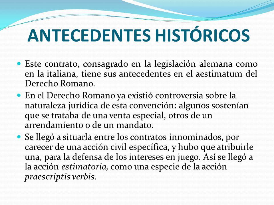 contrato en el derecho romano: