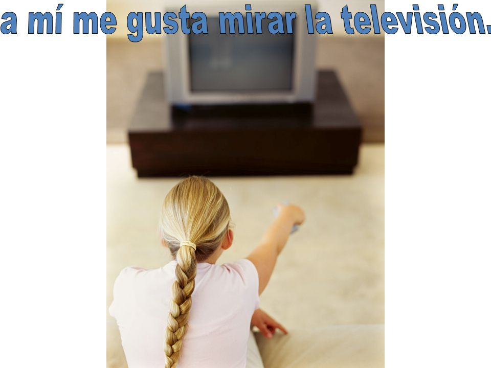 ¿A quién le gusta…? Who likes to…?