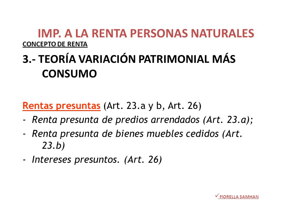 variacion patrimonial definicion: