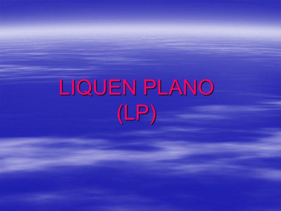 LIQUEN PLANO (LP)