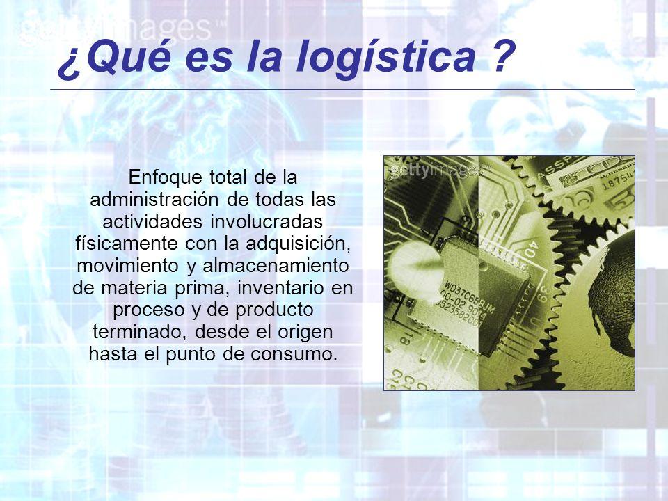 logistica almacenamiento curso: