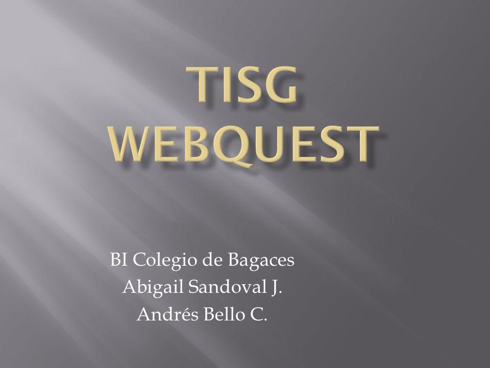 """La presentación """"BI Colegio de Bagaces Abigail Sandoval J. Andrés"""