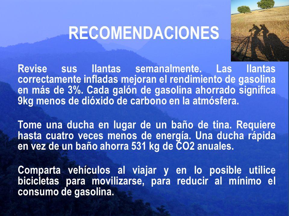 Baño De Tina Para Bajar La Fiebre: mejoran el rendimiento de gasolina en más de 3% Cada galón de gas