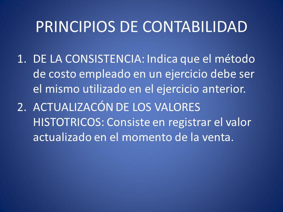 OBJETIVOS 1.VERIFICAR QUE LOS COSTOS REGISTRADOS CORRESPONDAN A VENTAS REALES.