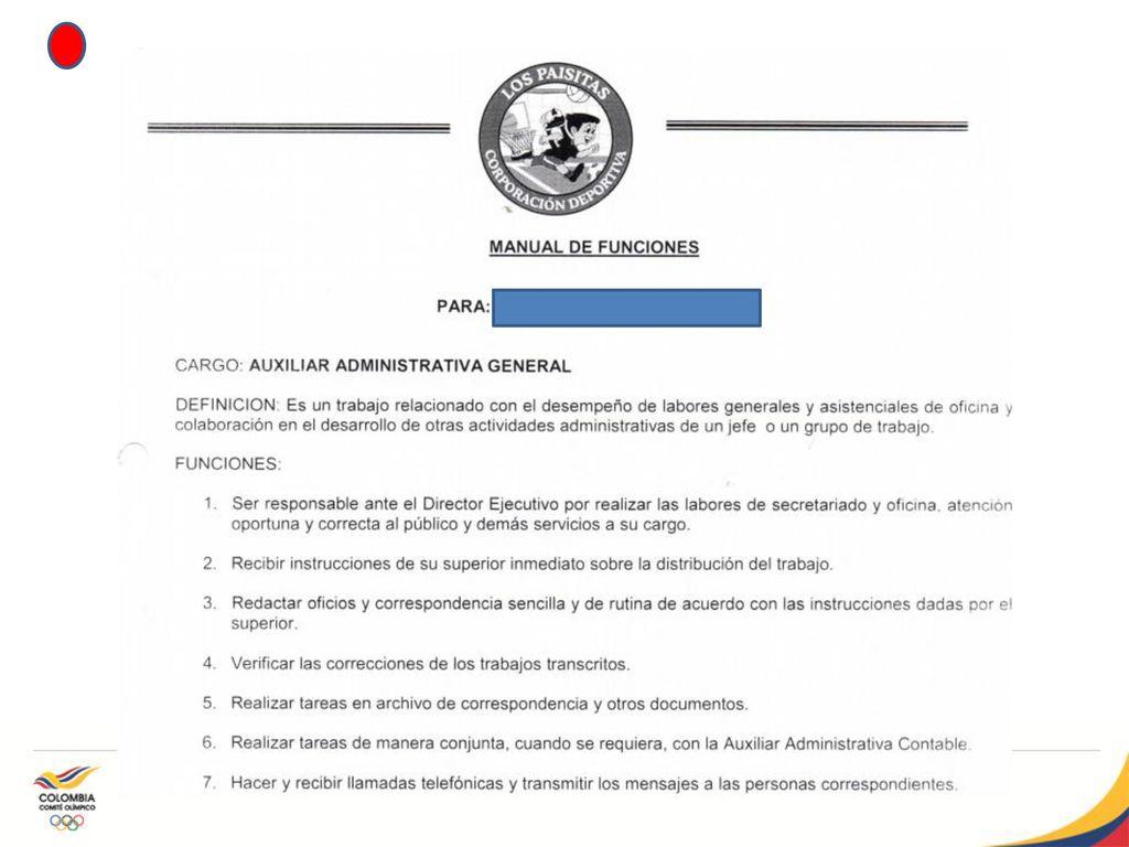 Lujoso Coordinador Administrativo Reanudar Muestra Objetiva ...