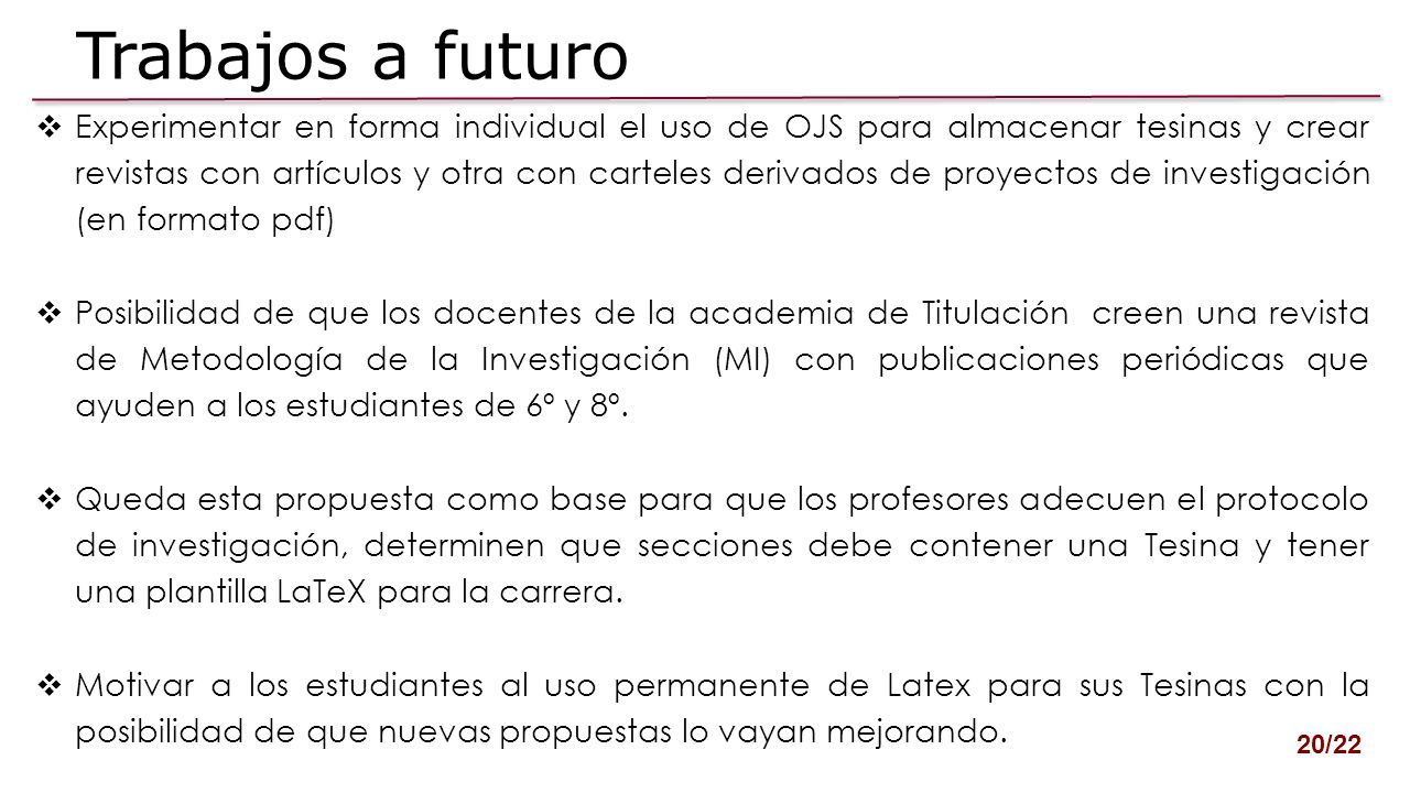 Propuesta de Repositorio para Tesinas y Artículos Científicos ...