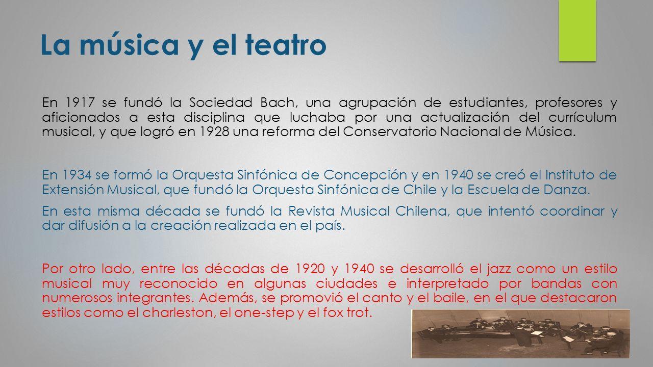 Increíble Constructor De Currículums De Teatro Musical Imagen ...