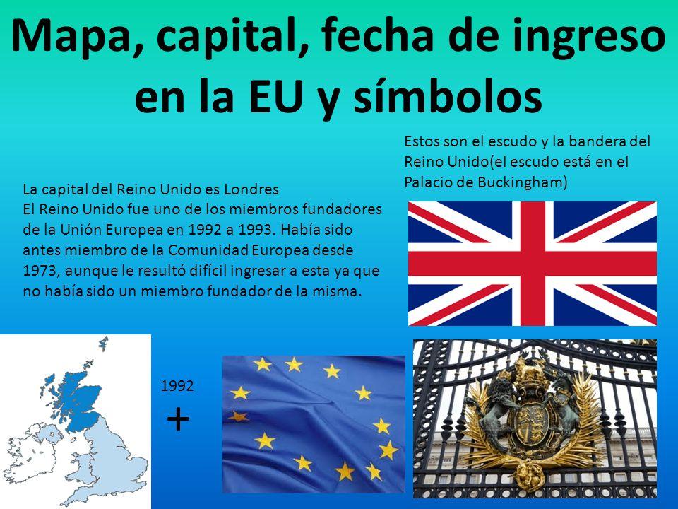 Reino Unido Capitales la Capital Del Reino Unido es