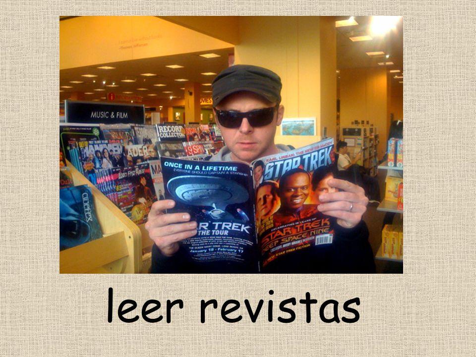 leer revistas