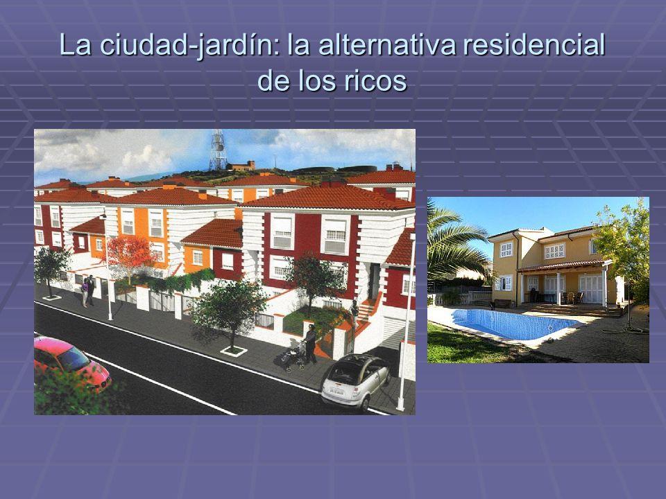 Edificación en bloques de la periferia residencial