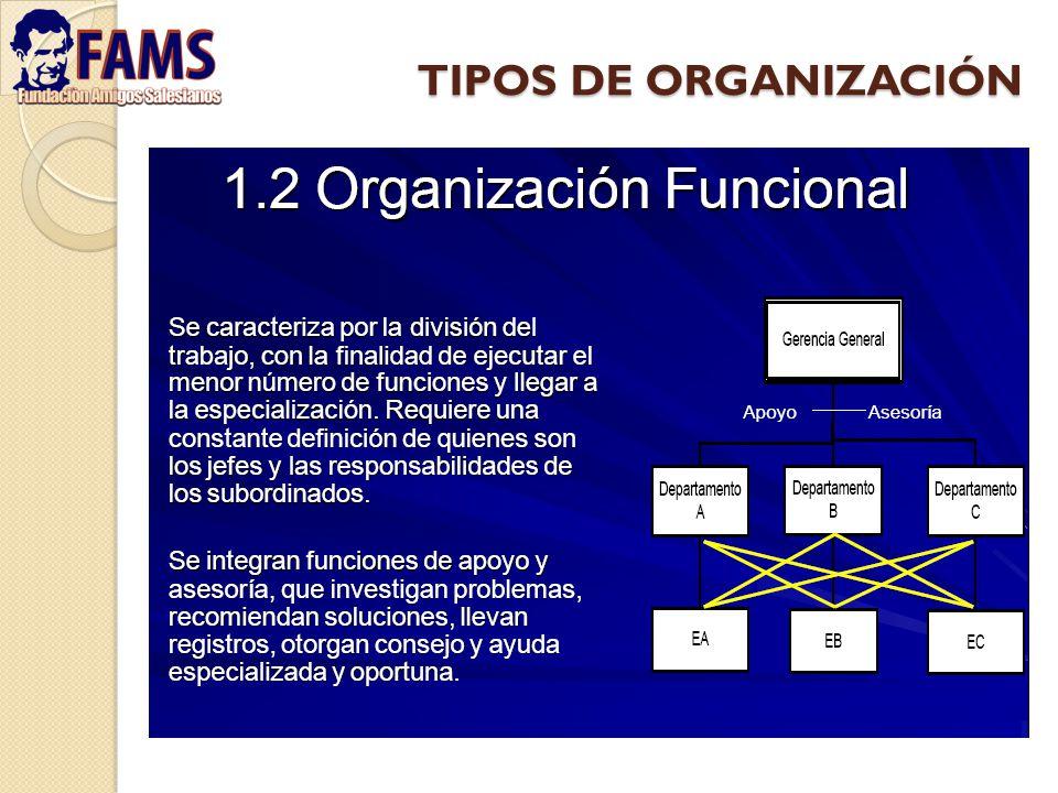 PRINCIPIO DE ESPECIALIZACIÓN Es el principio responsable de que cada persona realice un número reducido de esas tareas en las que previamente se ha dividido el trabajo.