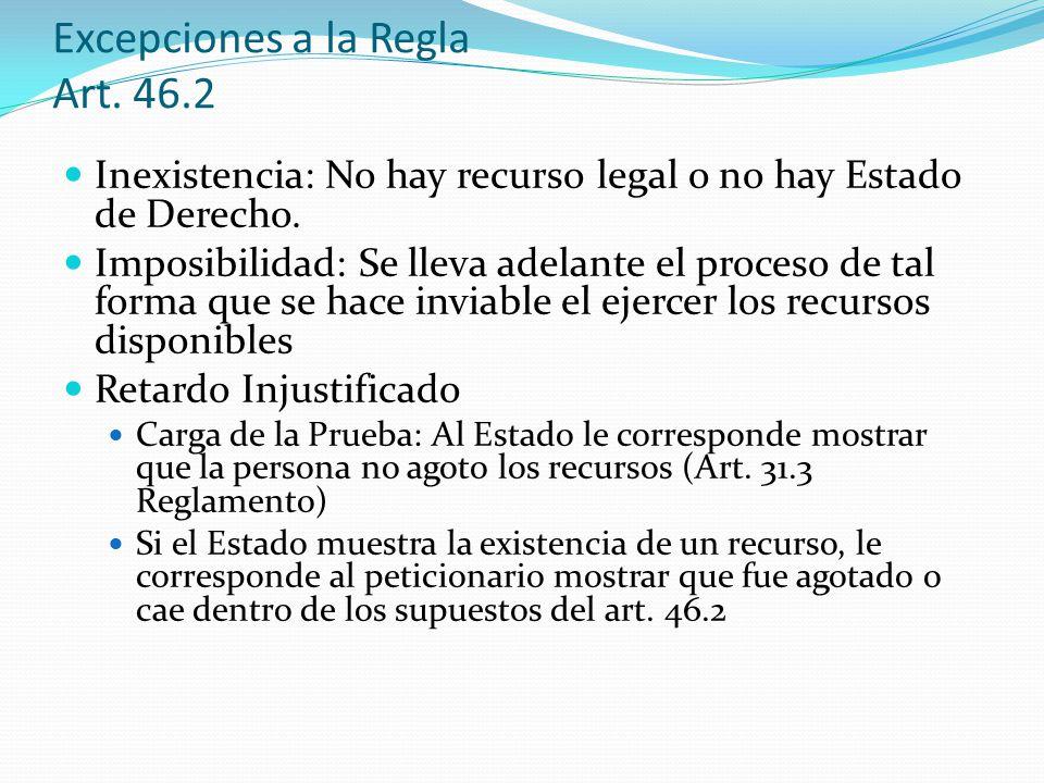 """La presentaci�n """"LA COMISI�N INTERAMERICANA DE DERECHOS HUMANOS ..."""
