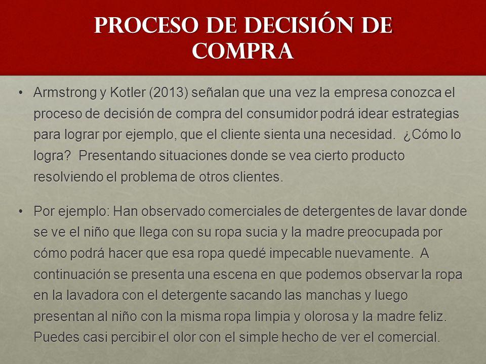 Referencias Armstrong, G.& Kotler, P. (2013). Fundamentos de Marketing.