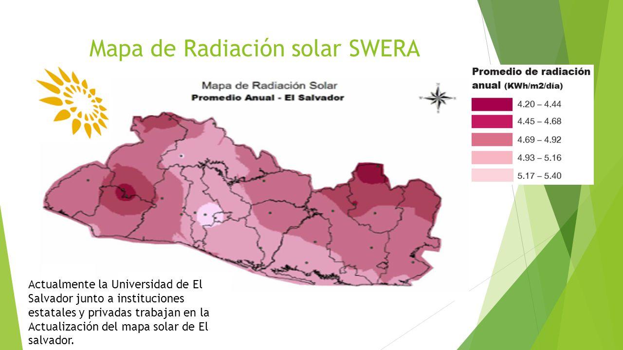 Resultado de imagen de energía solar el salvador