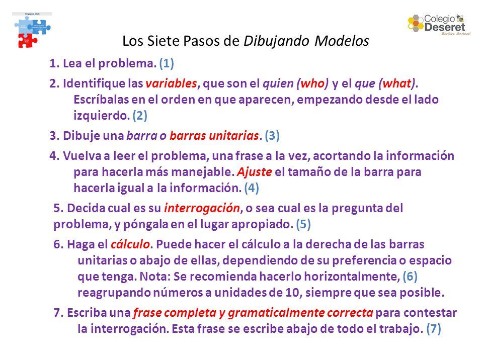 1. Lea el problema. (1) Los Siete Pasos de Dibujando Modelos 2.