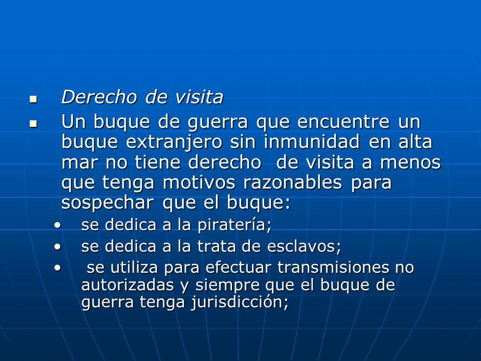 derecho de visita:
