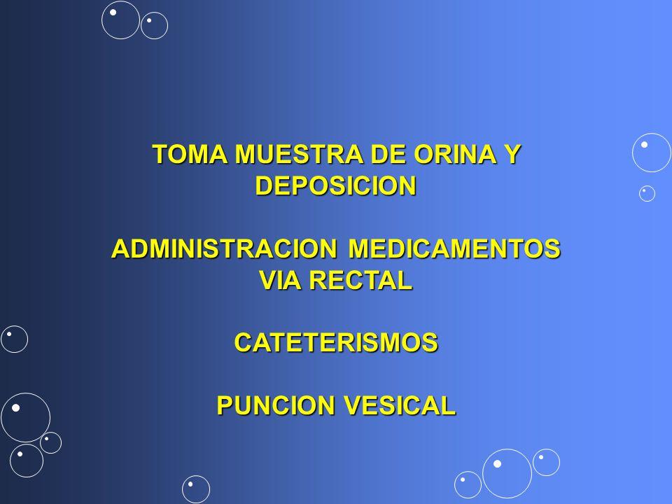 1.Objetivo Obtener una muestra de orina como apoyo diagnóstico de alguna patología.
