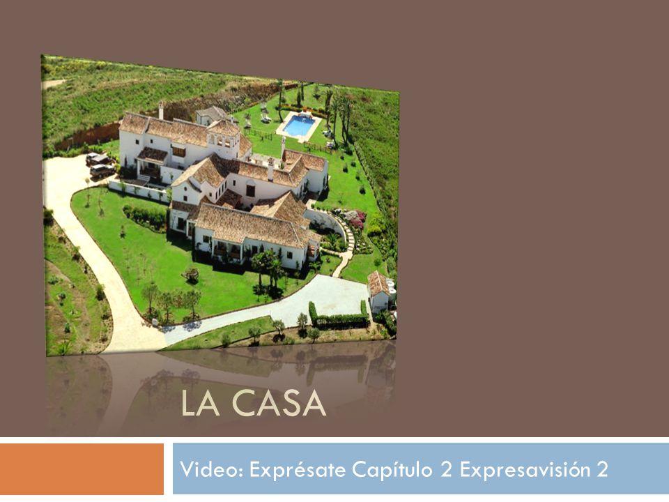 LA CASA Video: Exprésate Capítulo 2 Expresavisión 2