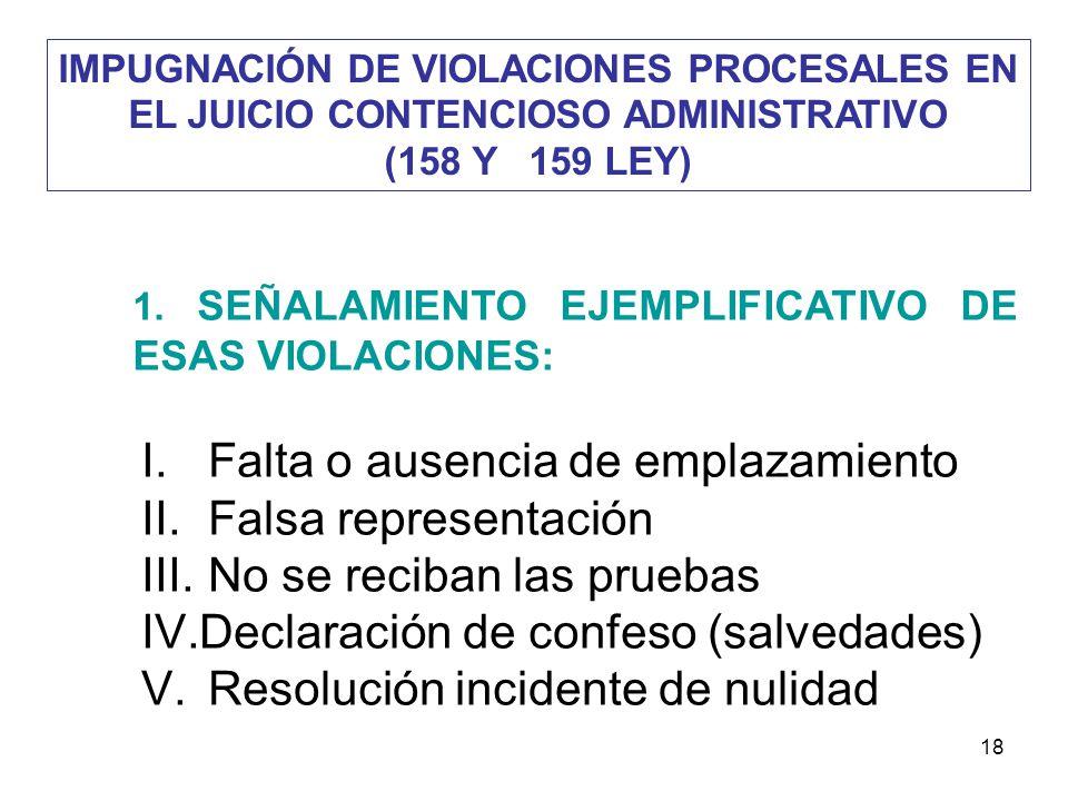 159 ley de amparo:
