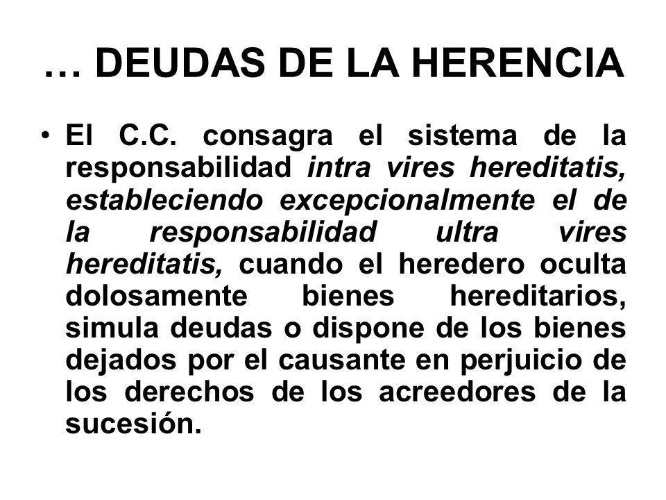 """La presentaci�n """"DERECHO CIVIL VIII SUCESIONES Dra. Elizabeth ..."""
