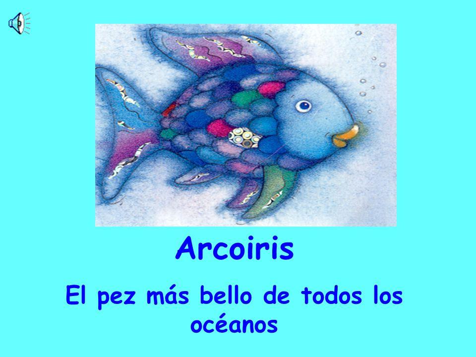 Arcoiris El pez más bello de todos los océanos