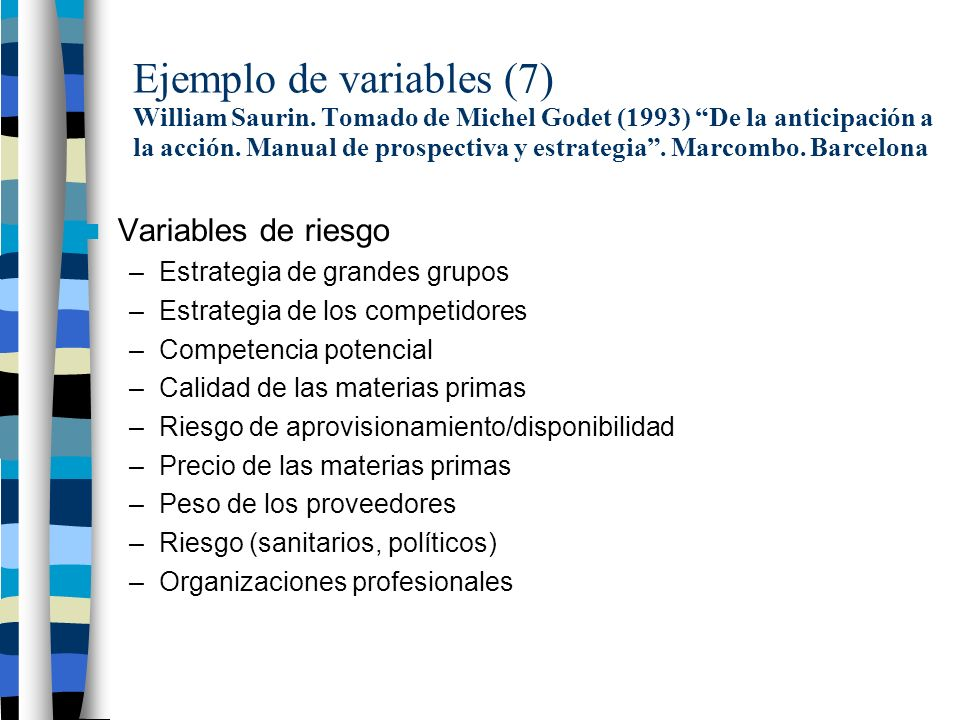 Ejemplo de variables (7) William Saurin.