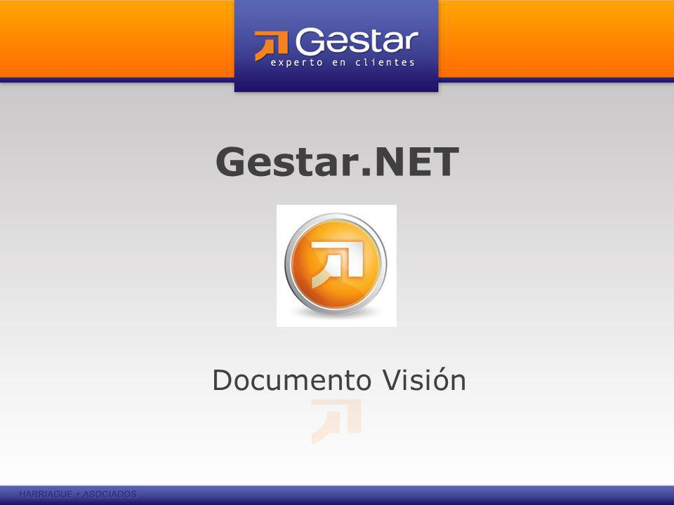 Gestar.NET Documento Visión