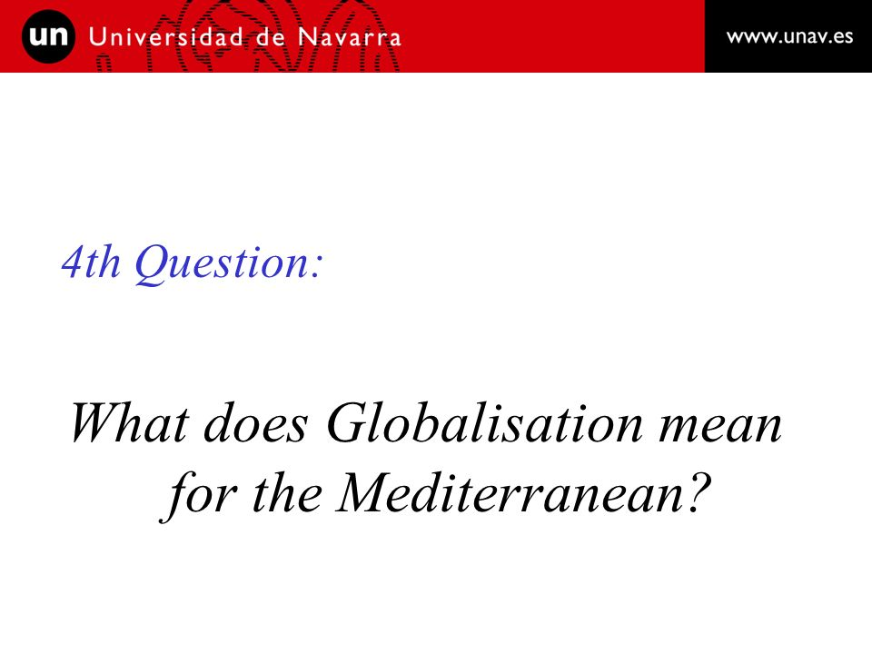 3rd Question, 4th Variation: Is Cultural Relativism the necessary Consequence.