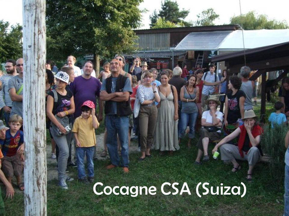 Cocagne CSA (Suiza)