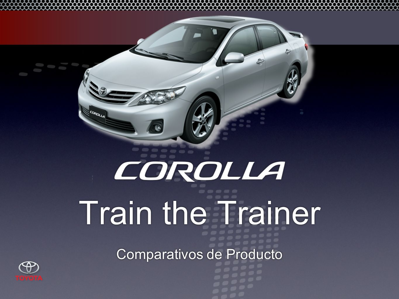 Train the Trainer Comparativos de Producto